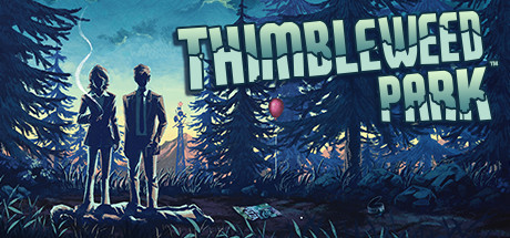 Thimbleweed Park™ Cover Image