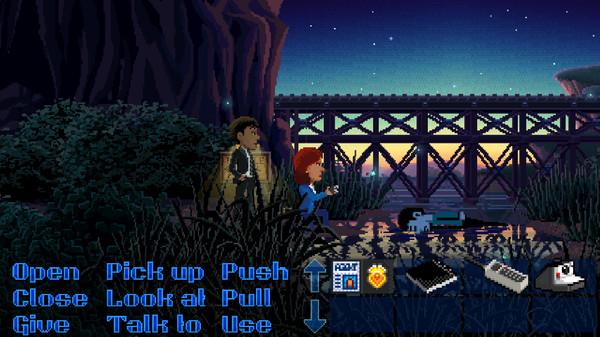 Thimbleweed Park скриншот