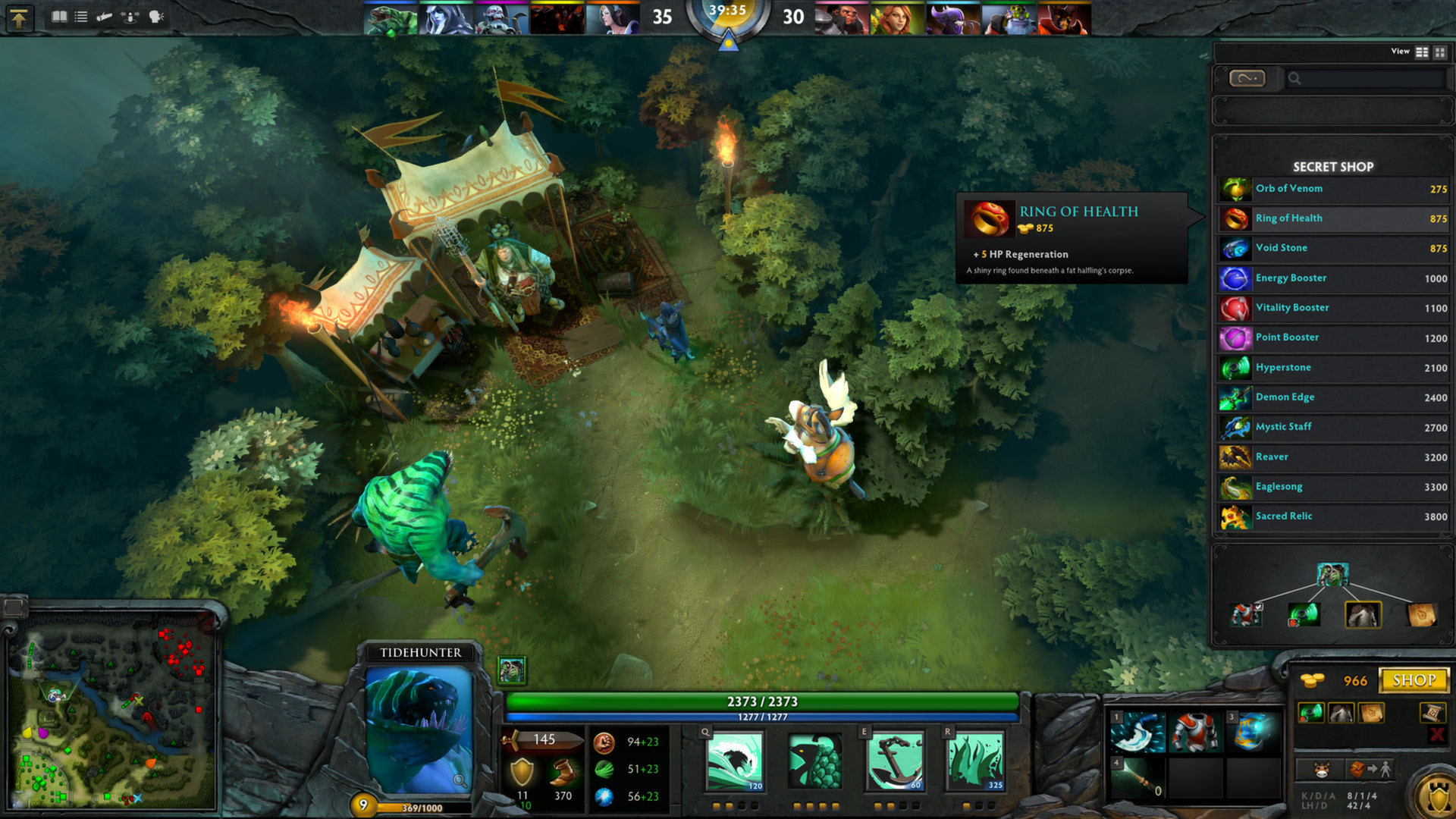 Best free-to-play Games - Dota 2