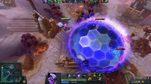 скриншот DotA 2 1