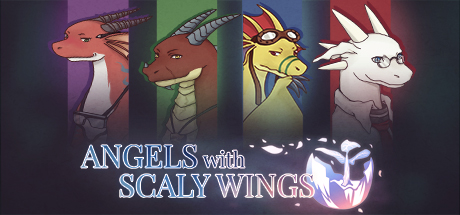 Angels with Scaly Wings / 鱗羽の天使