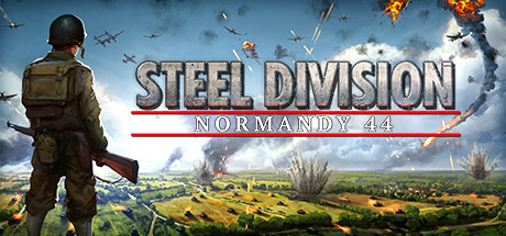Steel Division: Normandy 44 Cover Image