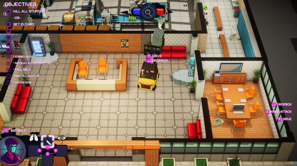 Скриншот №2 к Party Hard 2