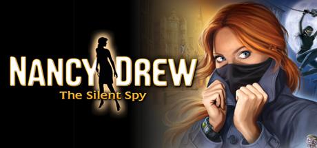 Nancy Drew®: The Silent Spy Cover Image