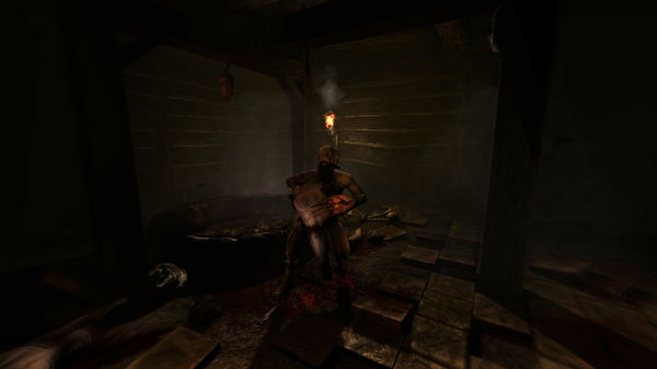 скриншот Amnesia: The Dark Descent 3