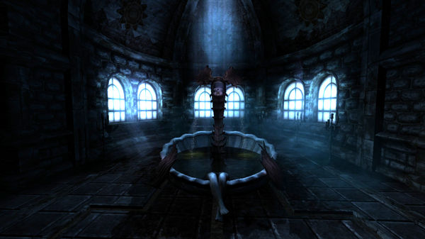 скриншот Amnesia: The Dark Descent 2