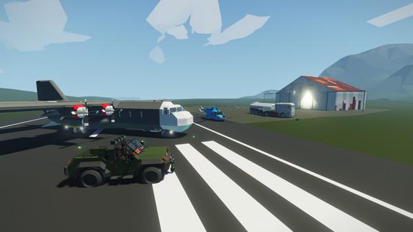 Скриншот №3 к Stormworks Build and Rescue