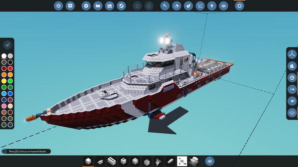 Скриншот №6 к Stormworks Build and Rescue