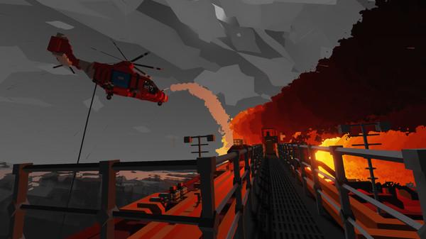 Скриншот №2 к Stormworks Build and Rescue