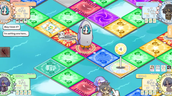 Скриншот №2 к 100 Orange Juice - Nath  Tomato+Mimyuu Character Pack