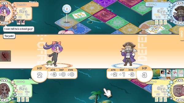 Скриншот №1 к 100 Orange Juice - Nath  Tomato+Mimyuu Character Pack