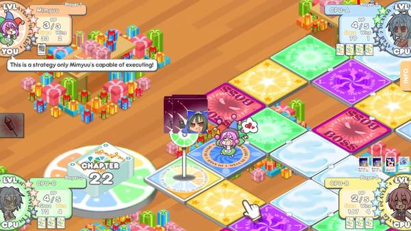 Скриншот №4 к 100 Orange Juice - Nath  Tomato+Mimyuu Character Pack