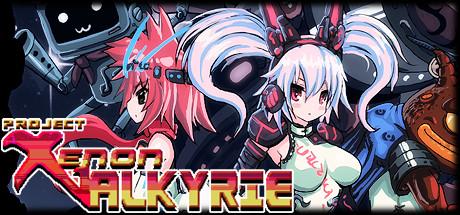 Xenon Valkyrie Cover Image
