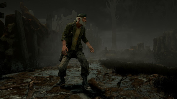 Скриншот №1 к Dead by Daylight - Left Behind