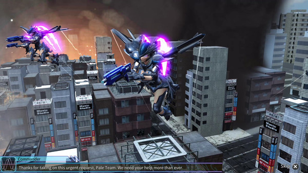 KHAiHOM.com - EARTH DEFENSE FORCE 4.1 WINGDIVER THE SHOOTER
