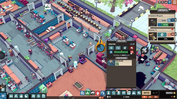 Скриншот №6 к Little Big Workshop