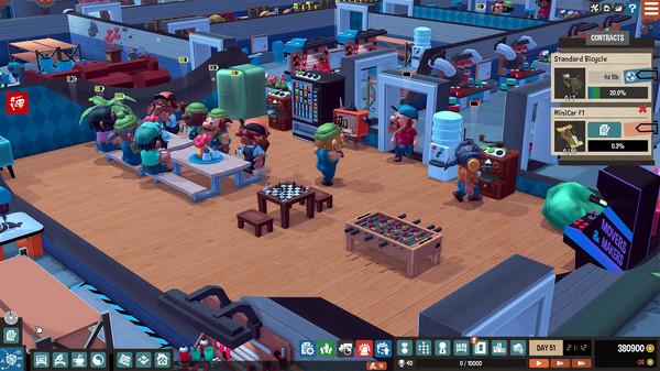 Скриншот №5 к Little Big Workshop