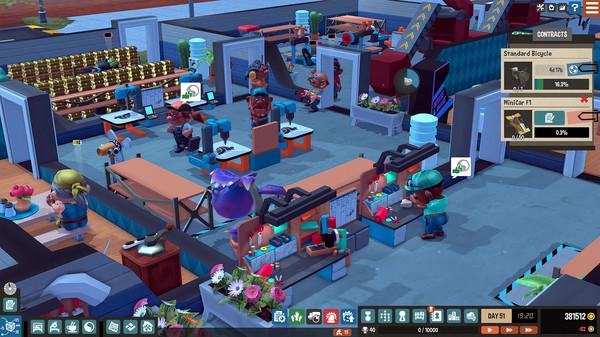 Скриншот №10 к Little Big Workshop