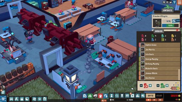 Скриншот №16 к Little Big Workshop
