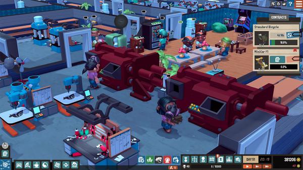 Скриншот №3 к Little Big Workshop