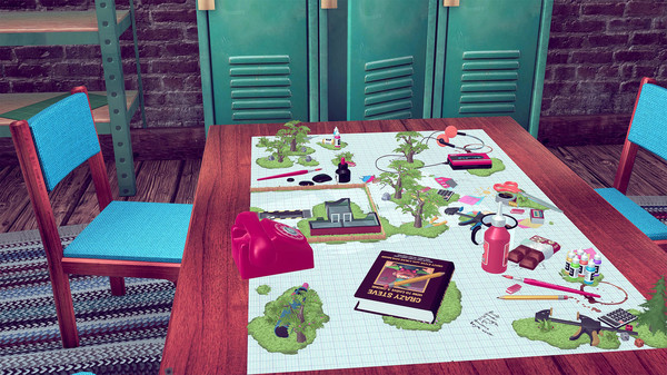 Скриншот №1 к Little Big Workshop