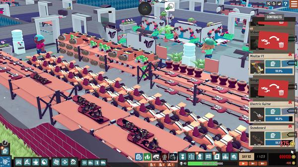 Скриншот №13 к Little Big Workshop