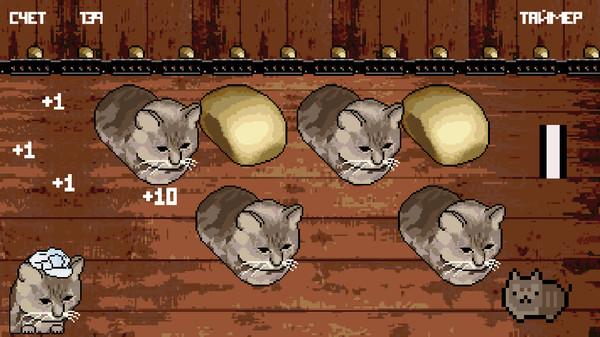 Screenshot of Cat or Bread?