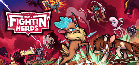 Them's Fightin' Herds Cover Image
