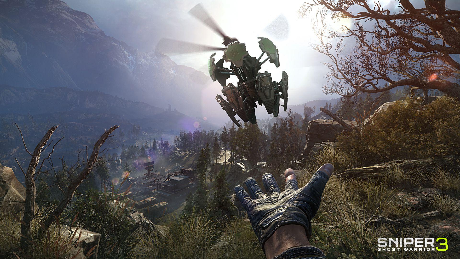 KHAiHOM.com - Sniper Ghost Warrior 3 - All-terrain vehicle