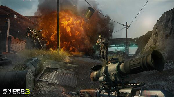 KHAiHOM.com - Sniper Ghost Warrior 3 - Multiplayer Map Pack
