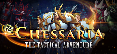 Chessaria: The Tactical Adventure (Chess) Cover Image