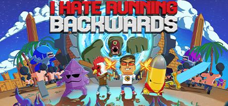 I Hate Running Backwards Cover Image