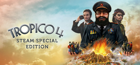 Tropico 4 Cover Image