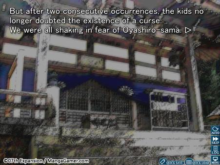 Скриншот №5 к Higurashi When They Cry Hou - Ch. 5 Meakashi