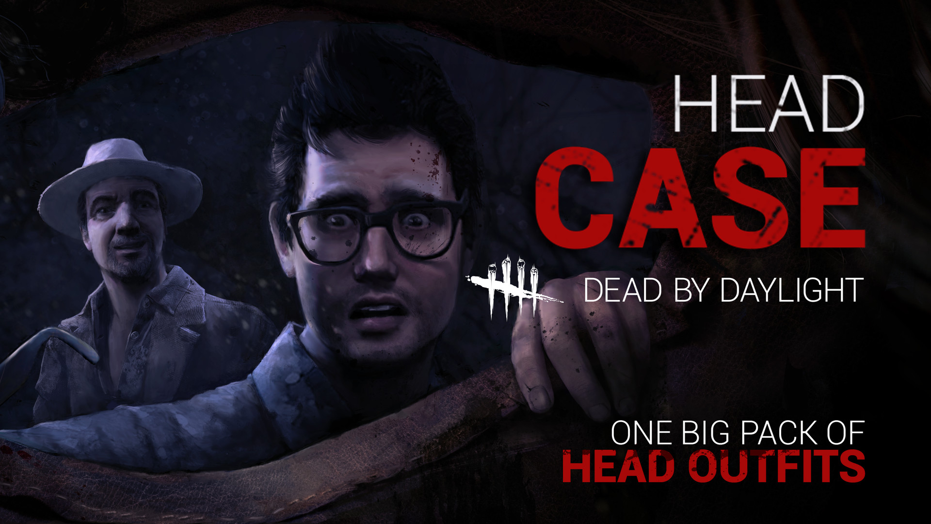 KHAiHOM.com - Dead by Daylight - Headcase