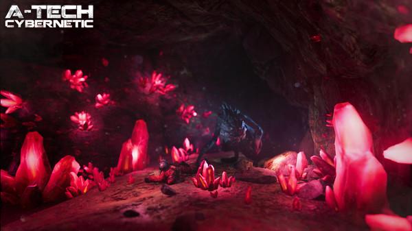 Скриншот №4 к A-Tech Cybernetic VR