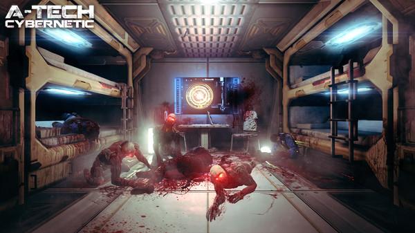 Скриншот №9 к A-Tech Cybernetic VR