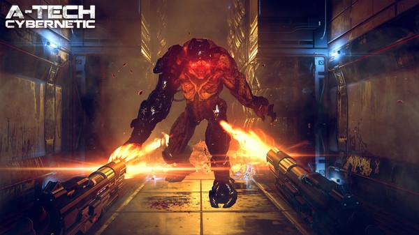 Скриншот №5 к A-Tech Cybernetic VR