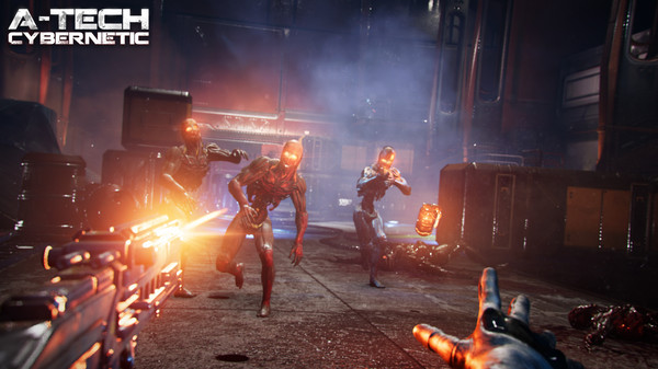Скриншот №6 к A-Tech Cybernetic VR