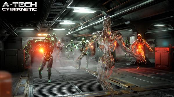 Скриншот №8 к A-Tech Cybernetic VR