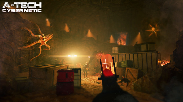 Скриншот №3 к A-Tech Cybernetic VR
