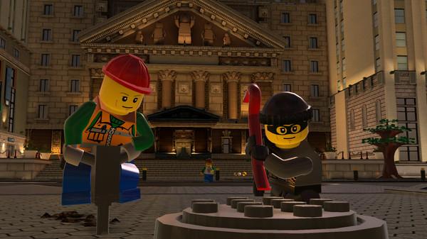 Скриншот №1 к LEGO® City Undercover