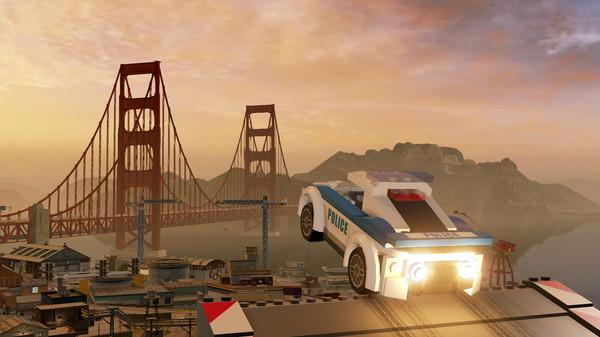 Скриншот №3 к LEGO® City Undercover