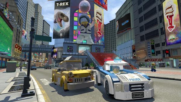 Скриншот №5 к LEGO® City Undercover