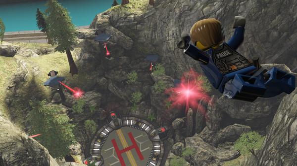 Скриншот №2 к LEGO® City Undercover