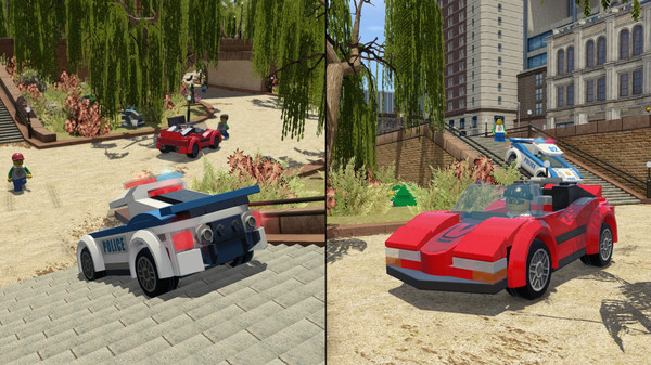 Скриншот №4 к LEGO® City Undercover