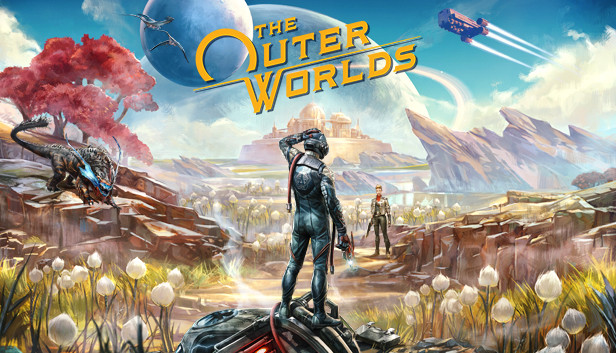 Save 67% on The Outer Worlds on Steam