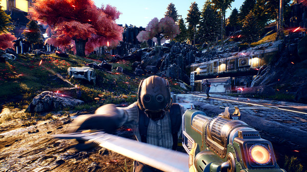 скриншот The Outer Worlds 5