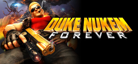 Duke Nukem Forever Cover Image