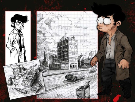 скриншот 2Dark Official Soundtrack and Artbook 3